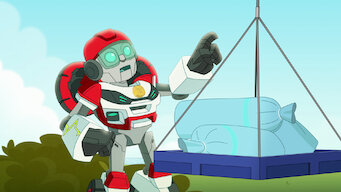 Transformers Rescue Bots Academy: Transformers Rescue Bots Academy: Season 1: Flight School