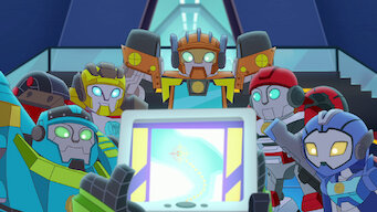 Transformers Rescue Bots Academy: Transformers Rescue Bots Academy: Season 1: The Big, Small Rescue